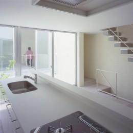 西荻窪の住宅 (キッチン・ダイニング)