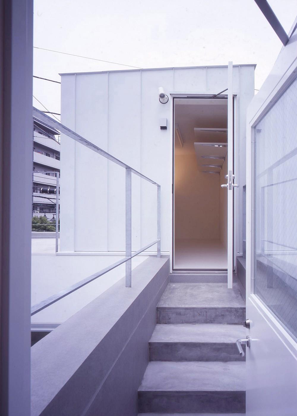 西荻窪の住宅 (3階寝室)