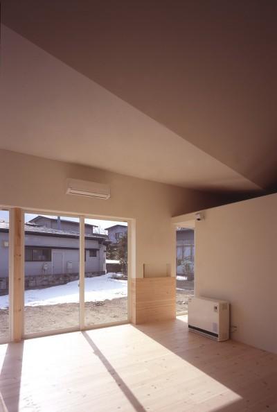 LDK (新屋の住宅)