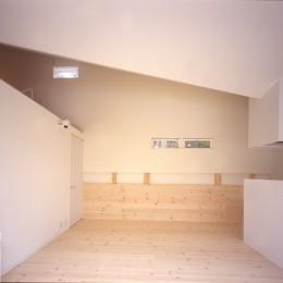 新屋の住宅 (LDK)