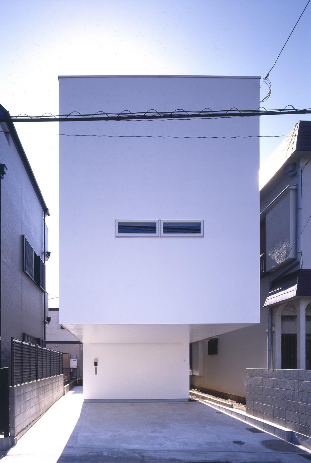 船橋の住宅 (外観)