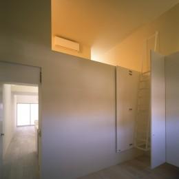 船橋の住宅 (2階寝室+ロフト)