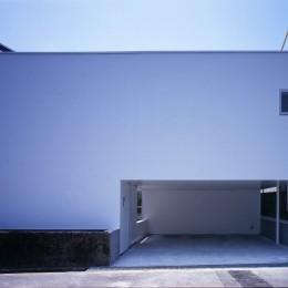 高知の住宅 (外観)