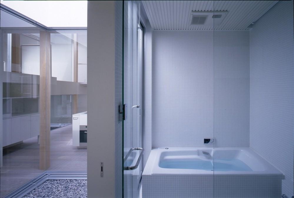 高知の住宅 (浴室)