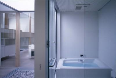 浴室 (高知の住宅)