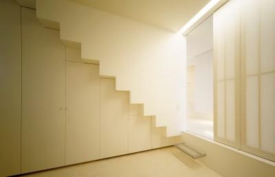 寝室 (経堂の住宅)