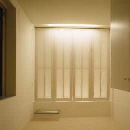 経堂の住宅 (個室)