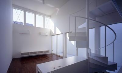 経堂の住宅 (LDK)