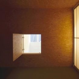 経堂の住宅 (和室)