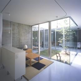 下丸子の平屋 (親世帯 予備室)