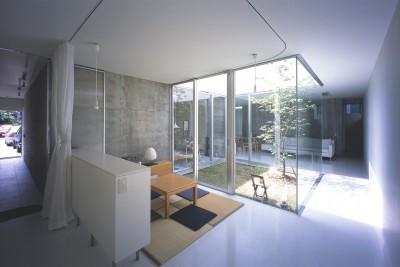 親世帯 予備室 (下丸子の平屋)