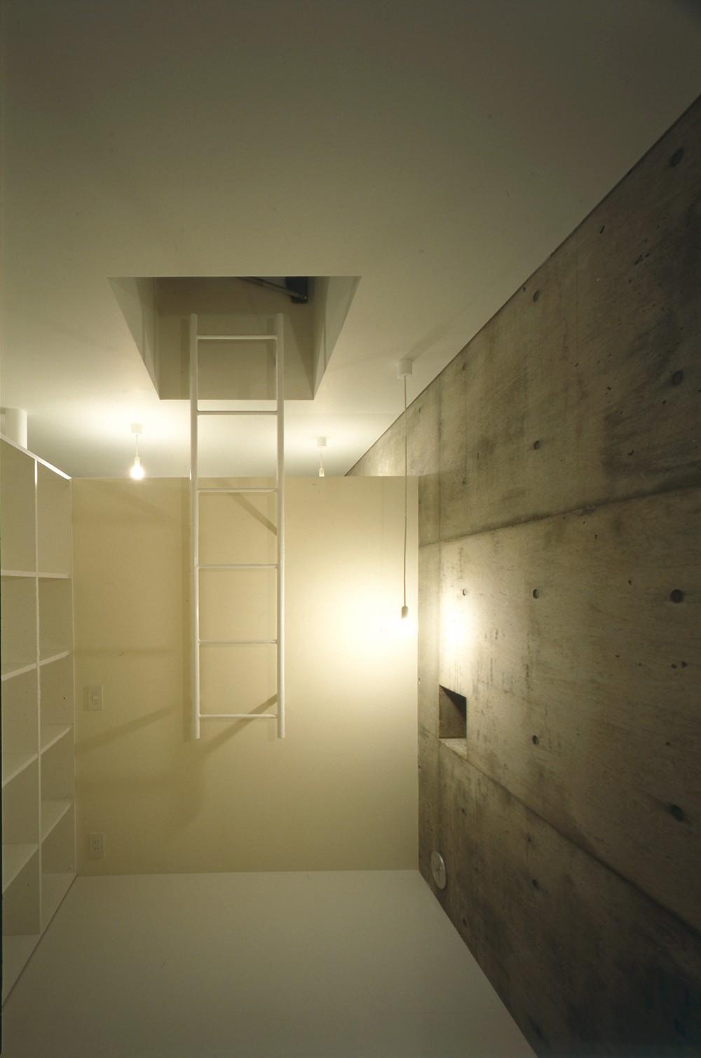 下丸子の平屋 (子世帯寝室)
