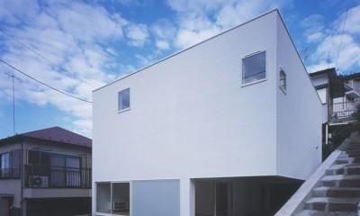 新横浜の住宅
