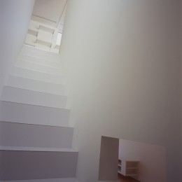 新横浜の住宅 (階段)