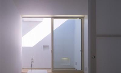新横浜の住宅 (2階個室)