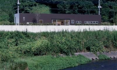 北茨城の住宅