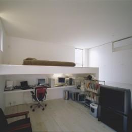 北茨城の住宅 (個室)