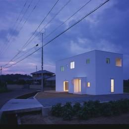 高松の住宅 (外観)