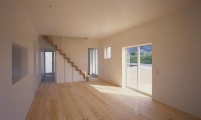 高松の住宅 (リビング、ダイニング)