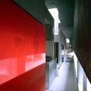 CASKETの写真 狭い回廊