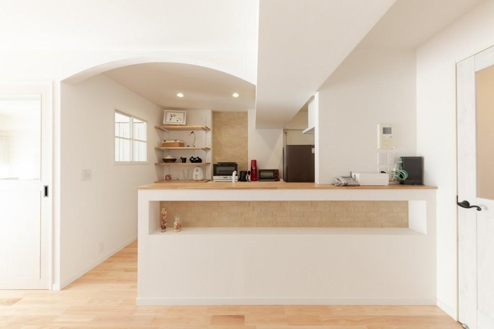 キッチン (夫婦の「like」を詰め込んだ家)