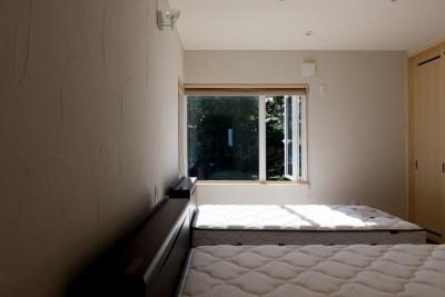 上士幌の家 (寝室)