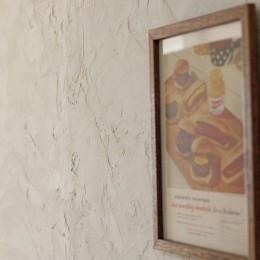 大阪府Sさん邸:中古リノベーションで開放感のある個性的な空間に (自然素材)