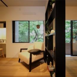 house r/p 204 (house R/P204 リビング・寝室)