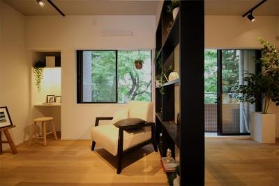 house R/P204 リビング・寝室 (house r/p 204)