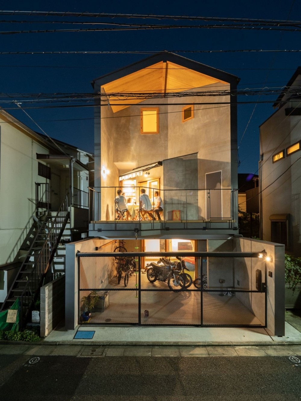エキップ「1・2・house 遊びゴコロいっぱいのボーダーレスハウス」