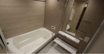 お風呂 (ビンテージマンションに相応しいリノベーション~T様邸~)