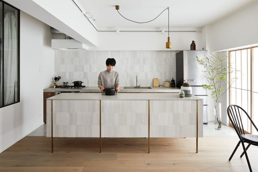 T house 2 (キッチン)