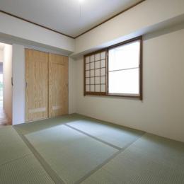 大阪府豊中市 リノベーション-和室
