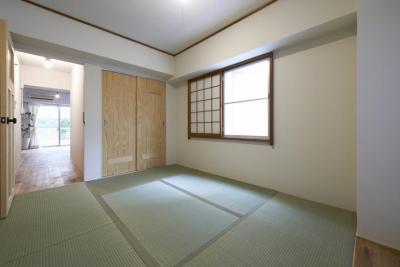 和室 (大阪府豊中市 リノベーション)