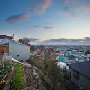 K HOUSE 高台からの眺望を望む、小屋のような住処の写真 外観1