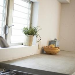 大阪府豊中市 リノベーション-キッチン