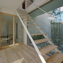 大脇の家-owaki (階段.1)
