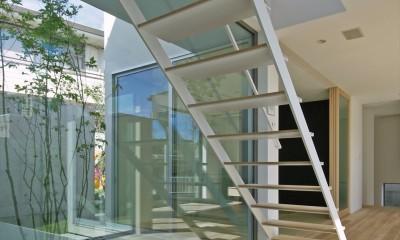 大脇の家-owaki (階段.2)