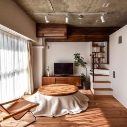 品川シーサイドH邸マンションリノベーション