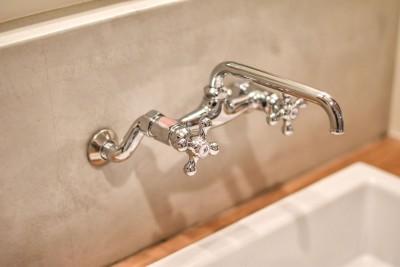 洗面室 (品川シーサイドH邸マンションリノベーション)