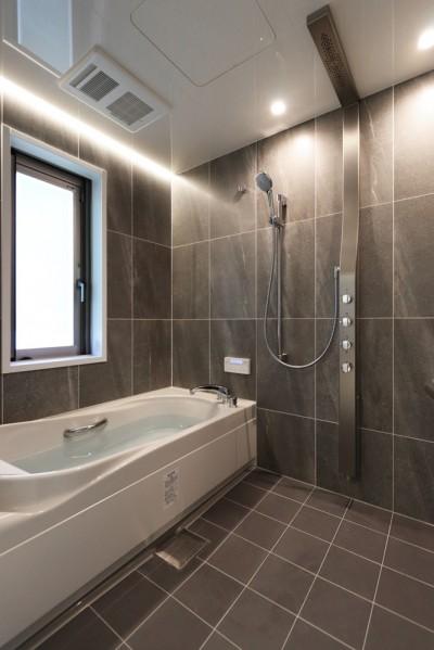 浴室 (唯一無二のリノベーション CASE. 12)