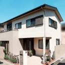 暮らしにあわせて間取りから一新。築51年の家を新築同様の住み心地にの写真 【外観】