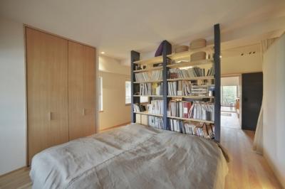 寝室 (千葉県船橋市『私たちの家』)