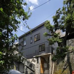 東五反田の住宅/ 空き家木造住宅のリノベーション