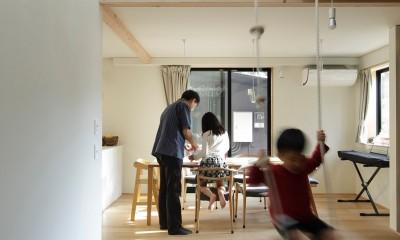 LDK|東五反田の住宅/ 空き家木造住宅のリノベーション