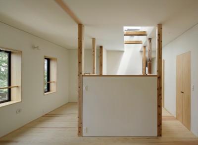 子供部屋 (東五反田の住宅/ 空き家木造住宅のリノベーション)