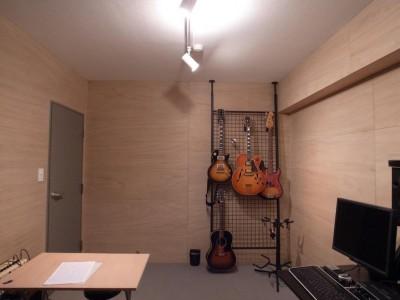 ベーシックギターレッスン (ベーシックギターレッスン マンション防音改修)
