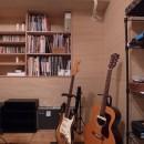 ベーシックギターレッスン マンション防音改修の写真 ベーシックギターレッスン