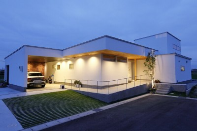 愛知県津島市 S様邸 (facade)