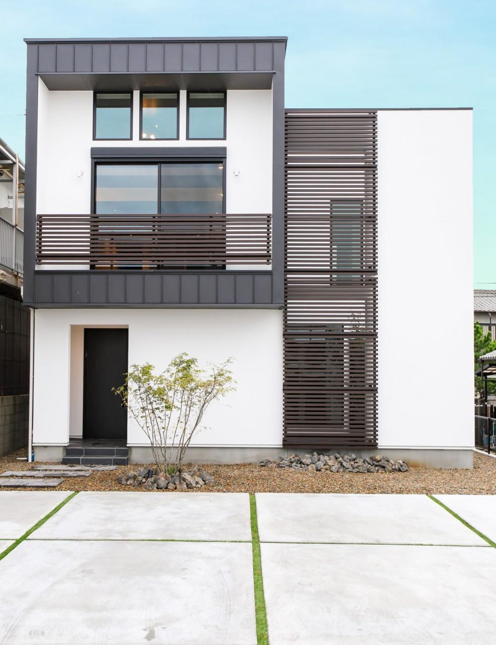 三重県 I様邸 (facade)